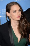 Winona Ryder - The Iceman photocall at the Toronto Film Fest 09/10/12