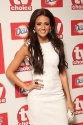 Michelle Keegan at the TV Choice Awards in London 10th September x9