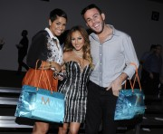 Adrienne Bailon - GenArt 14th Annual Fresh Faces In Fashion in NY 09/09/12