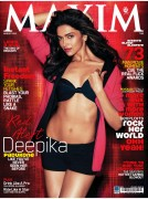 Deepika Padukone - Maxim India August 2011