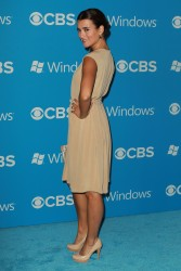 Cote de Pablo @ CBS 2012 Fall Premiere party, LA, 18.09.12 - 6 HQ