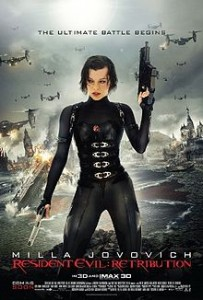 Download Resident Evil 5: Retribution (2012) TS NEW FULL SOURCE 350MB Ganool
