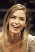 Emily Blunt - on the The Jonathan Ross Show in London 09/22/12
