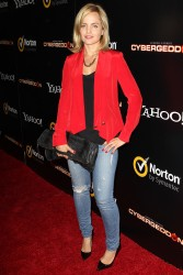 "Mena Suvari @ ""Cybergeddon"" Premiere In LA September 24, 2012 HQ x 3"