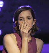 Emma Watson - on The Jonathan Ross Show in London 09/27/12
