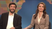 SNL Weekend Update Thursday 9/27 skits; Nasim Pedrad, Cecily Strong