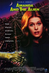 Nicole Eggert - bra - Amanda And The Alien (1995)