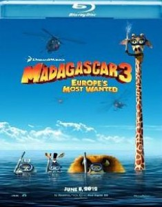 Download Madagascar 3: Europes Most Wanted (2012) BluRay 720p 700MB Ganool