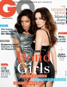 Naomie Harris & Berenice Marlohe - GQ Germany - Nov 2012 (x12)