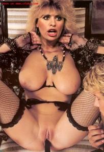 Alessandra Mussolini Nuda