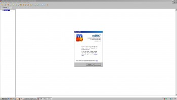 13 Jul 2012 mIRC 7.25 has been released! . (June 6th 2012) Lisensi : Full