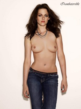 515bd1215239717 Kristen Stewart Nude Fake and Sex Picture