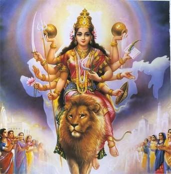 Image of Durga Ma