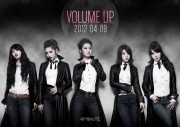 "4Minute - ""Volume Up"" Promo Shoot - x25"
