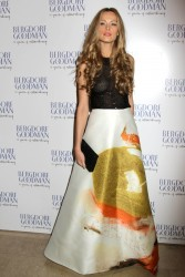 Petra Nemcova @ Bergdorf Goodman 111th Anniversary celebration, NY, 18.10.12 - 18HQ *see-through*