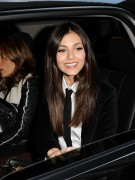 """Victoria Justice @ """"Late Night with Jimmy Fallon in New York City - October 23, 2012"""