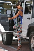 Frankie Sandford Out in LA 23rd October x6