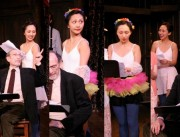 Linda Park - You Can't Take It With You 2010 & 2012 (pink tutu)