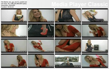 Emily VanCamp | GQ November 2012 | GIFS x65 | **ADDS** Custom Video