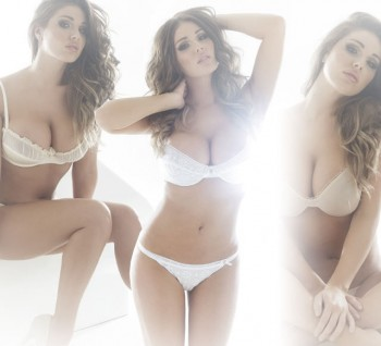 Lucy Pinder Nuts UK October 30, 2012 Sneak Peak Pics