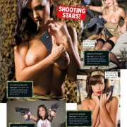 Gatas QB - Lucy Naked | Sam Cooke, Rosie Jones, Holly Peers, Kelly Hall, India Reynolds, Emily O'Hara | Nuts Magazine