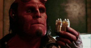 Hellboy DUOLOGY (2004-2008) PL.480p.BDRip.XviD.AC3-ELiTE + Rmvb / Lektor PL