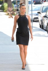 Carmen Electra Out in Hollywood 9th November x19