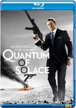 James Bond 007: Quantum of Solace 2008 m720p BluRay x264-BiRD