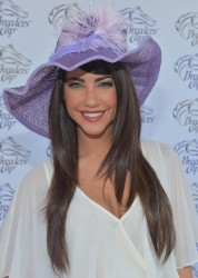Jacqueline MacInnes Wood Leggy @ Breeders Cup November 3, 2012 HQ x 10