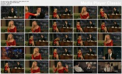 Claire Danes @ Late Night w/Jimmy Fallon 2009-11-24