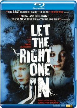 Let the Right One In 2008 m720p BluRay x264-BiRD
