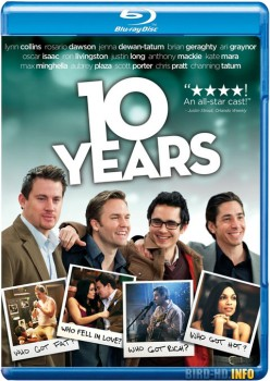 10 Years 2011 PROPER m720p BluRay x264-BiRD