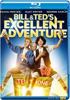 Bill and Ted's Excellent Adventure 1989 m720p BluRay x264-BiRD