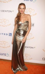 Petra Nemcova @ The 2012 Happy Hearts Fund Land of Dreams event,  NY, 11.12.12 - 15HQ