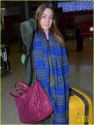 Saoirse Ronan - Dublin Airport 12/13/12 x7