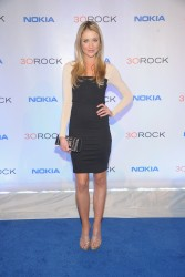 Katrina Bowden @ '30 Rock' Farewell Party In NYC December 20, 2012 HQ x 2