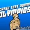 Crash Test Dummy Olimpics Event 1