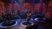 "Katharine McPhee - ""Over It"" on Tonight Show - 1/29/07 [Very Short Dress and Tights]"
