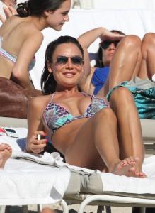 Nicole Minetti  nackt
