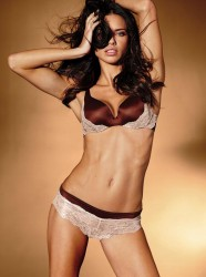 Adriana Lima - Facebook Photo 12/30/12