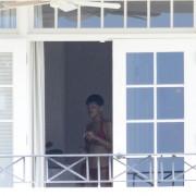 Gatas QB - Rihanna nua Barbados