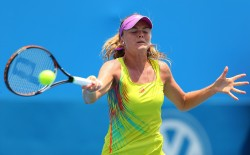 Daniela Hantuchova - Sydney International Day Two 1/7/13