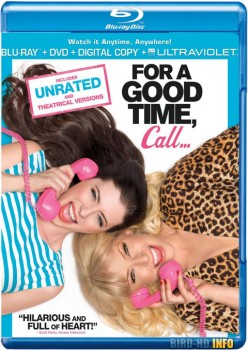 For a Good Time, Call... 2012 UNRATED m720p BluRay x264-BiRD
