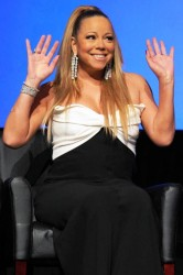 Mariah Carey - Season premiere screening of American Idol at Royce Hall, UCLA - 1/9/13