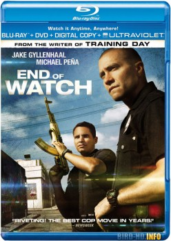 End of Watch 2012 PROPER m720p BluRay x264-BiRD