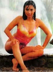 foto hot seksi Shahnaz Haque di majalah dewasa jadul - wartainfo.com