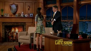 Late Late Show with Craig Ferguson (2012)