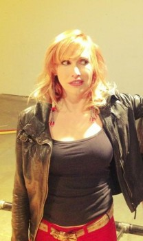 Kari Byron - Twitpic - 15/1/13 - 1MQ