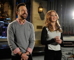 Jennifer Lawrence - SNL promo stills - X 2 HQ  **ADDS**