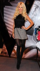"Victoria Silvstedt ""Very Victoria Silvstedt"" Underwear Collection Presentation Jan 20, 2013 HQ x 5"